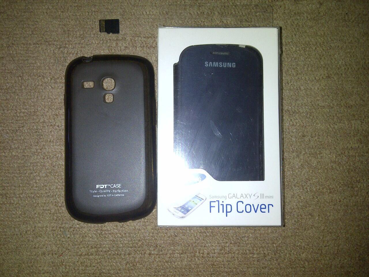 Samsung S3 mini Blue Murah & banyak BONUSSS