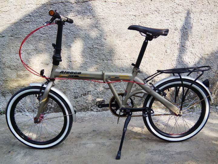 Sepeda Lipat (Folding Bicycles): Dahon, Brompton, Birdy