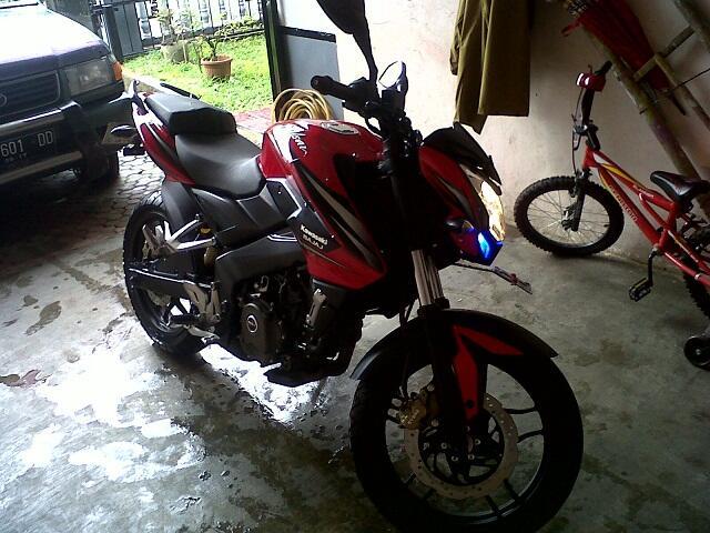 >>> Jual Kawasaki Pulsar NS 200 Bogor<<