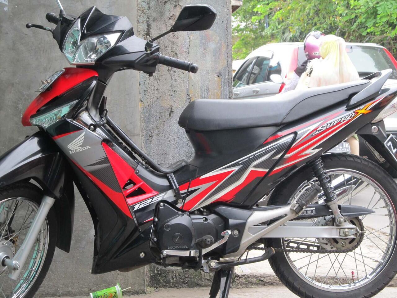 Supra X 125 2013