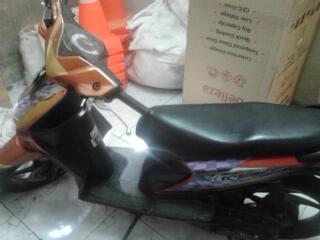 Dijual Motor HONDA Beat KONDISI 100% ciamik