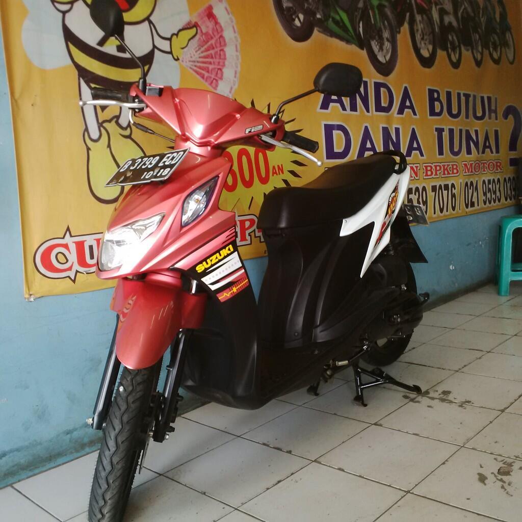 SUPER MURAH NEX PGM-FI 2013 PINK DP 750 RB AJA............