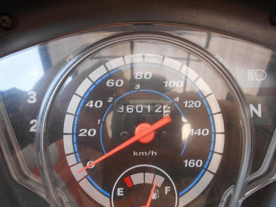 Honda Blade Repsol 110c tahun 2011
