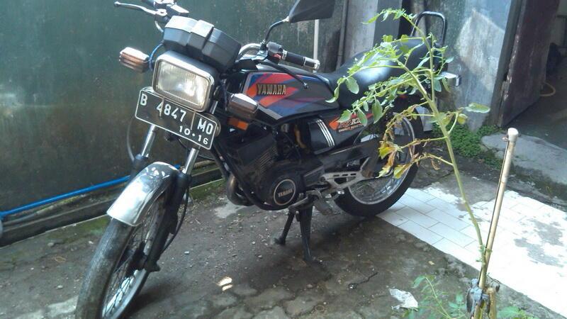 Yamaha RX King 96