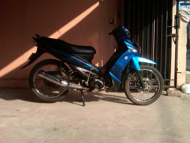 Yamaha Vega ZR Thn 2011 Gressss seperti baru