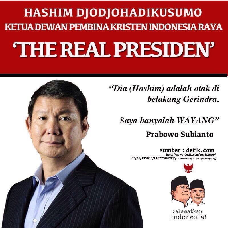 Prabowo Tidak Tegas Dan Bukan Pemberani