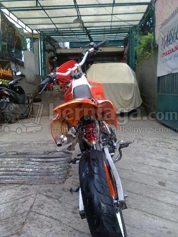 Want To Sell RX KING 2002 SUPERMOTO