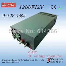 DC POWER SUPPLY 100A