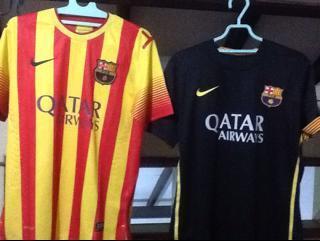purchase cheap 3afc4 982f4 Terjual (JUAL) Jersey FC Barcelona Kit 2013-2014 GRADE ORI - BANDUNG