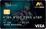 Wweew... Yuk bikin Kartu Kredit Bank Mega, Jakarta n Seluruh Indonesia