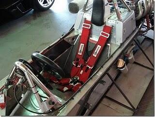 Mengenal Seputar komponen Mobil Formula 1 ( F1 )
