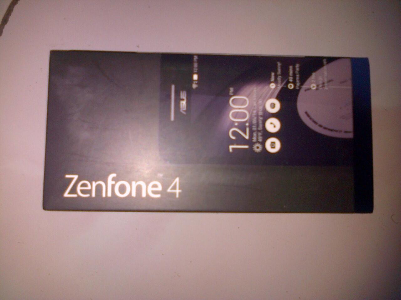 JUAL Zenfone 4 BNIB