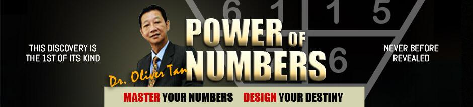 The Power of Numbers: Kekuatan Angka untuk Menguak Potensi Diri