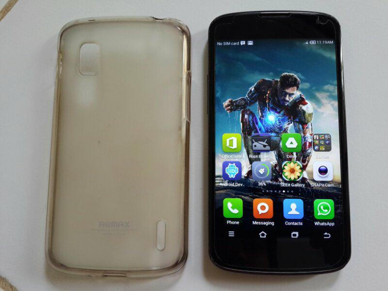 Jual cepat LG Nexus 4 batangan murah aja 1jtan depok bandung