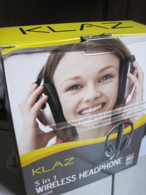 Jual Wireless Headphone Bandung