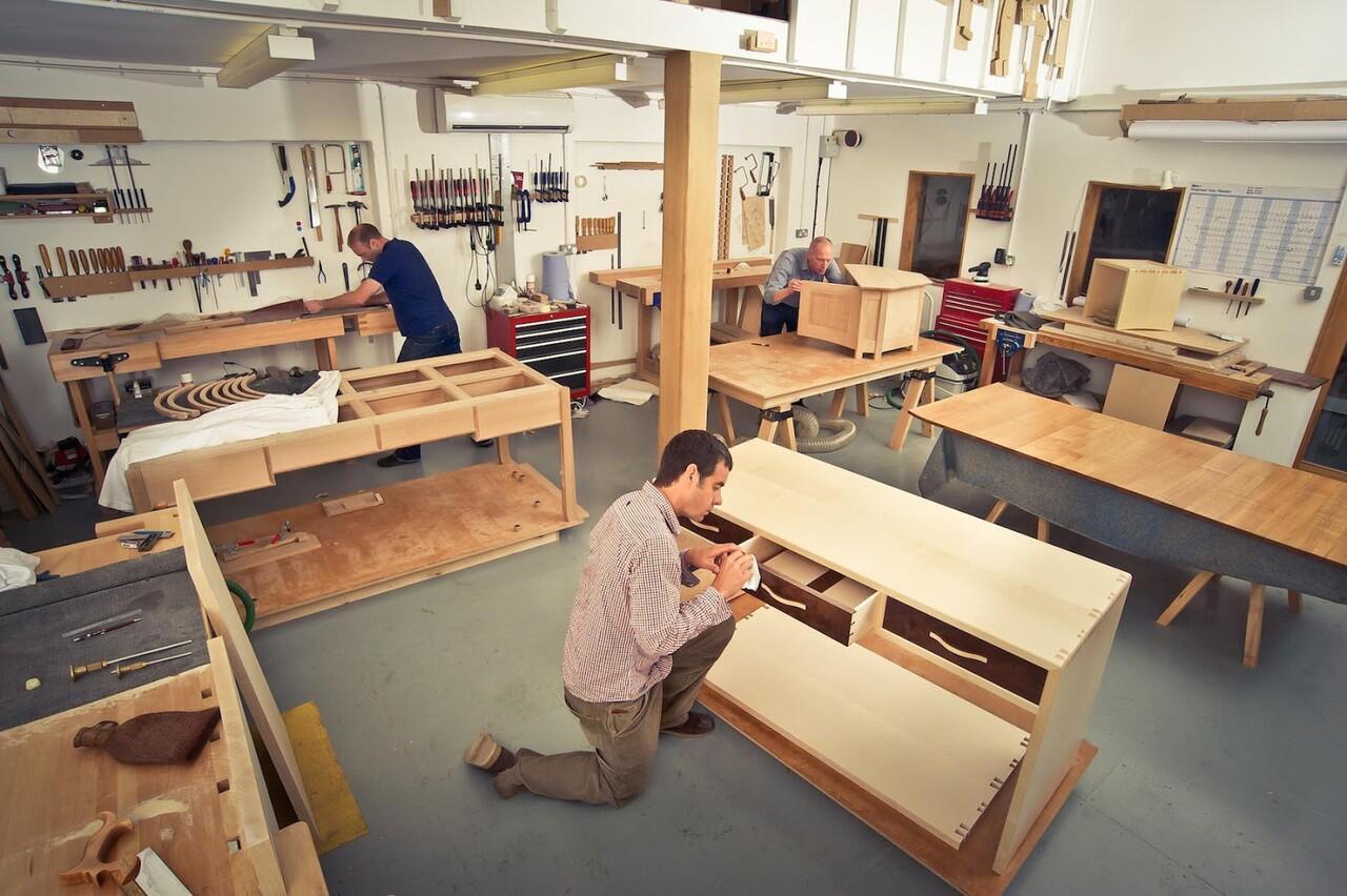 dibutuhkan pekerja di workshopfurniture bintaro