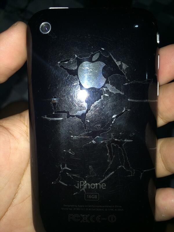 iphone 3gs 16gb black 950rb murah bukan hasil korupsi