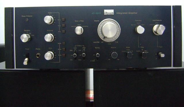 Terjual SANSUI AU - 9900 STEREO INTEGRATED AMPLIFIER