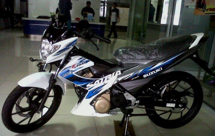 Suzuki Satria F150 ( Promo Kredit ) ......: