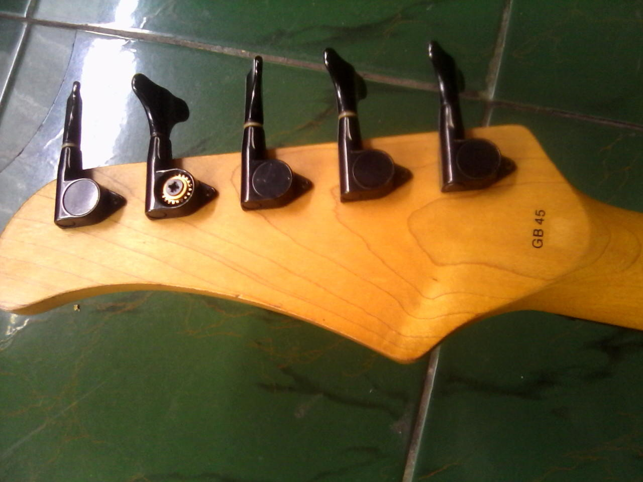 Bass Cort GB45 5string made in korea