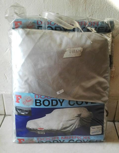 Terjual Sarung Jok Bodycover Karpet Dasar Daihatsu