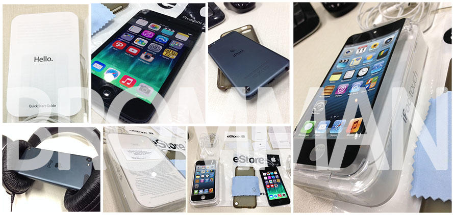 ▄▀▄▀ Ipod Touch 5th generation 32 G Black no dent SES Indonesia paling mulus seKASKUS