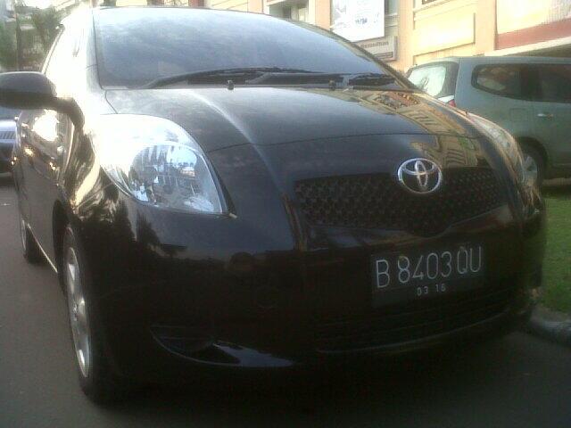Dijual Toyota Yaris Tahun 2006