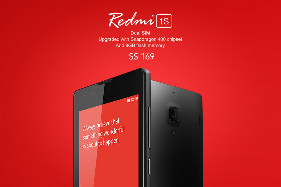 "[OFFICIAL LOUNGE] Xiaomi Redmi 1s - ""Mission Impossible"""