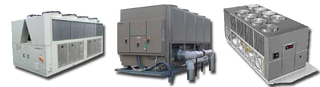 Jasa Sewa / Rental AC, Air Cooled Chiller & Dehumidifier