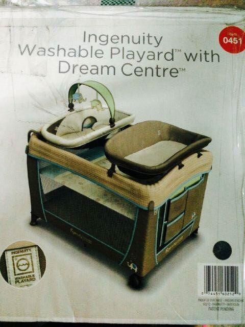 Box Baby Bright Starts Ingenuity New