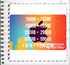 Jual Itunes Gift Card Indo dan US