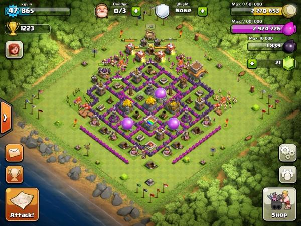 JASA JOKI RESOURCE CLASH OF CLANS (ANDROID) TANPA APLIKASI CINA