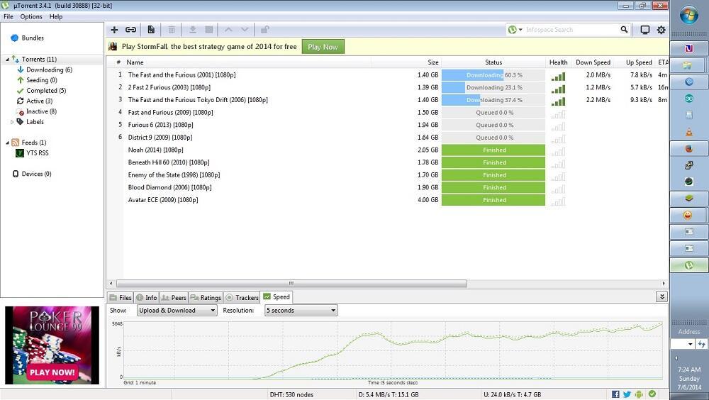 iSerius Download - Jasa Download Link / Torrent Cepat & Murah Bandung