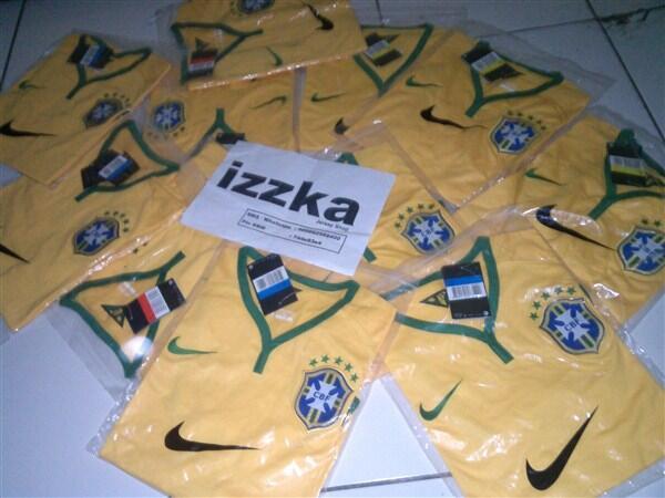 Jual Jersey Piala Dunia 2014 65 ribu - 85 Ribu