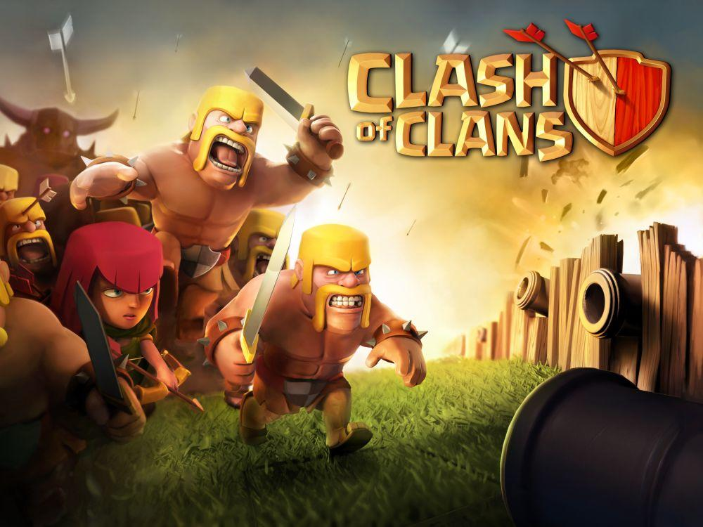 Jasa Joki Clash Of Clans MURMER [ANDROID / IOS]