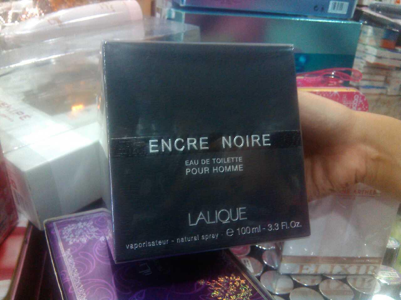 Parfum Original Lalique Encre Noire for Men