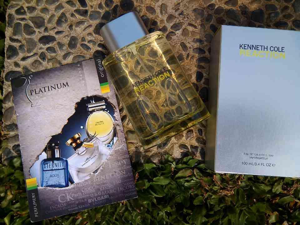 Parfum Original Kenneth Cole Reaction for Men