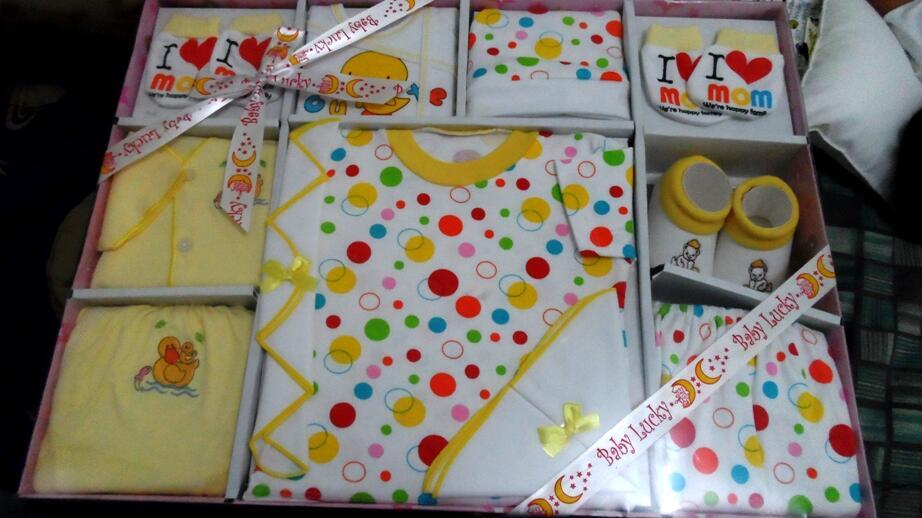 Jual barang barang ex perlengkapan bayi new and second murah