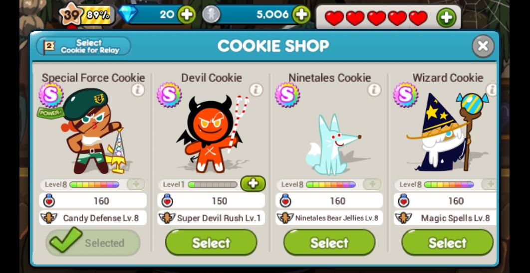 Jasa isi coin cookie run dan unlock cookie malang