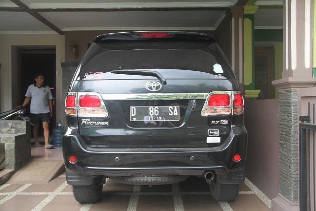 Toyota Fortuner 2.7 G Lux AT