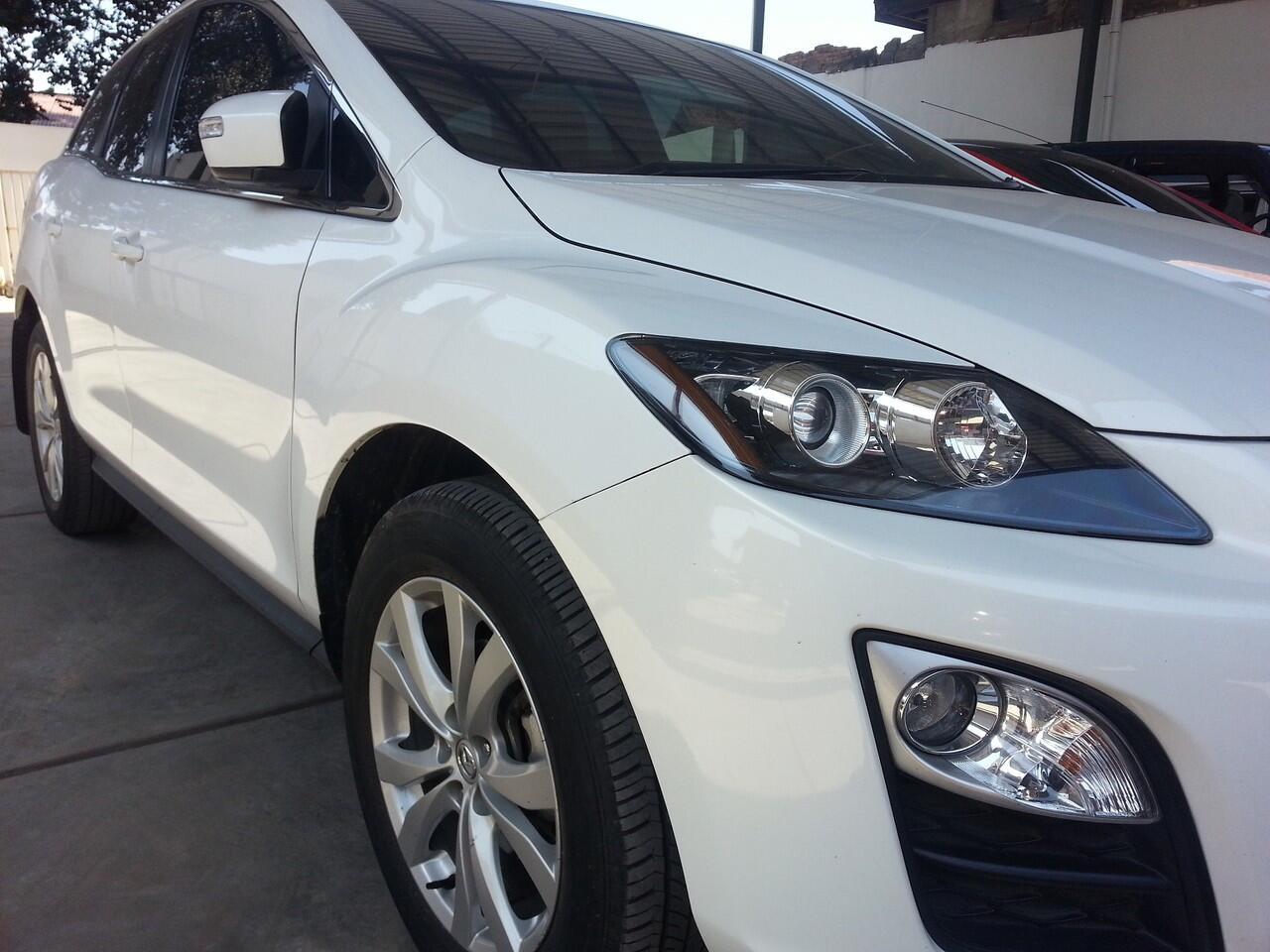Dicreditkan Mazda 2 CX-7 Tahun 2012 Masih seperti baru, DP 30juta !