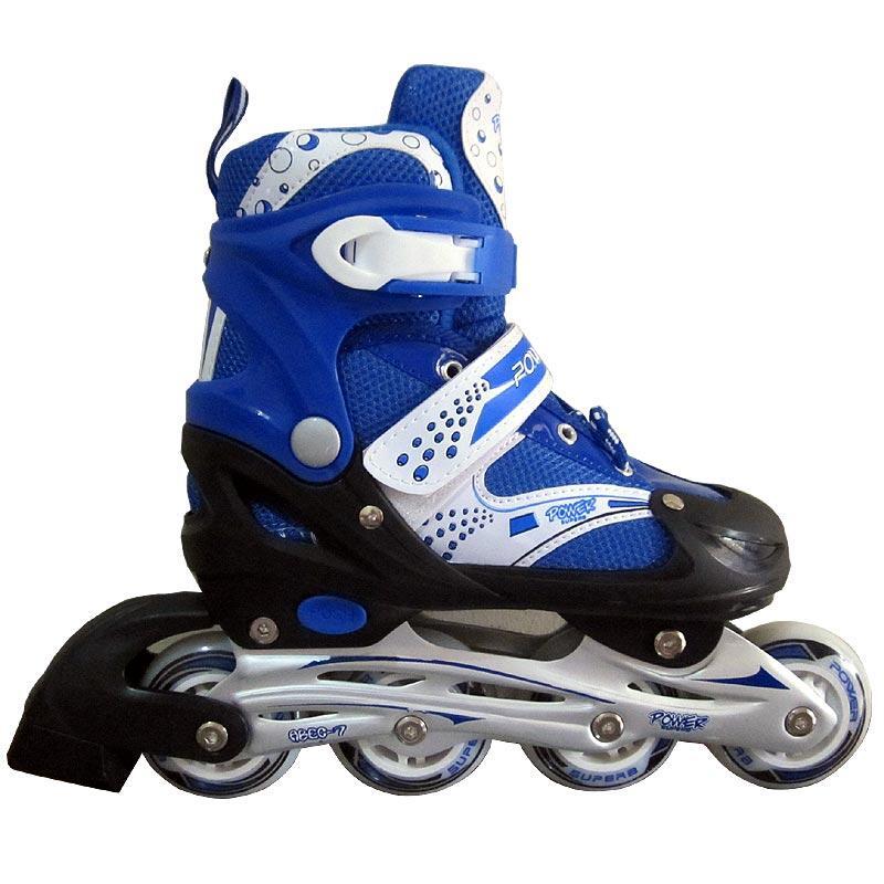 Terjual Sepatu Roda Inline Skate POWER SUPERB (Size S eae1b7dbc5