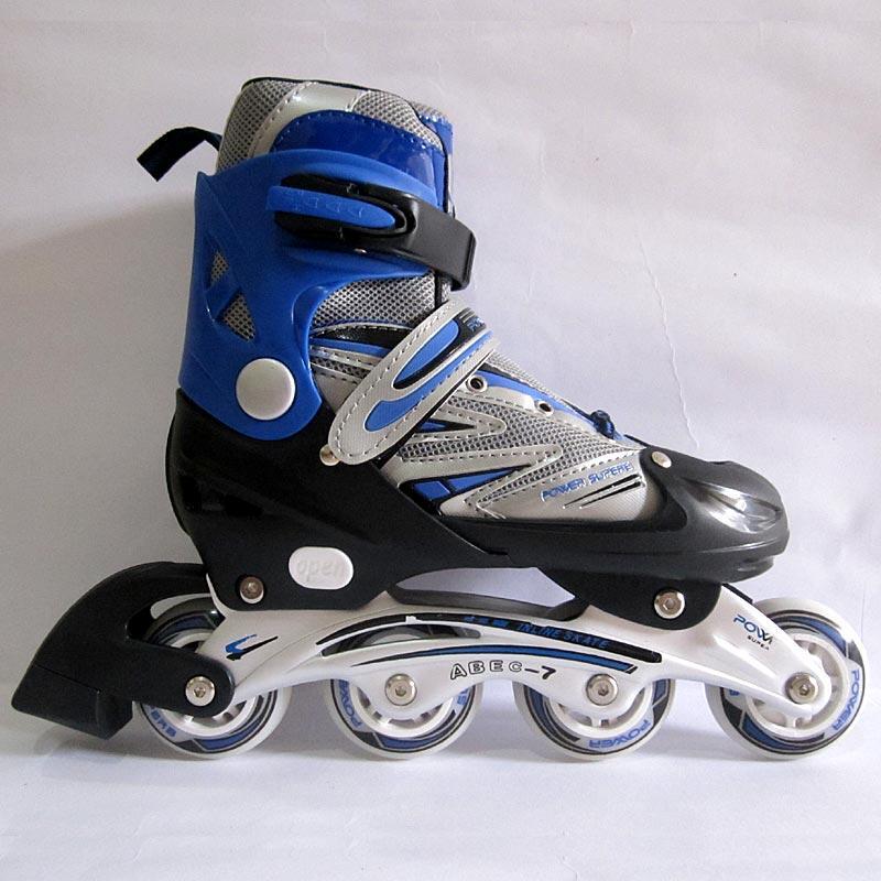Terjual Sepatu Roda Inline Skate POWER SUPERB (Size S 85d677a2db