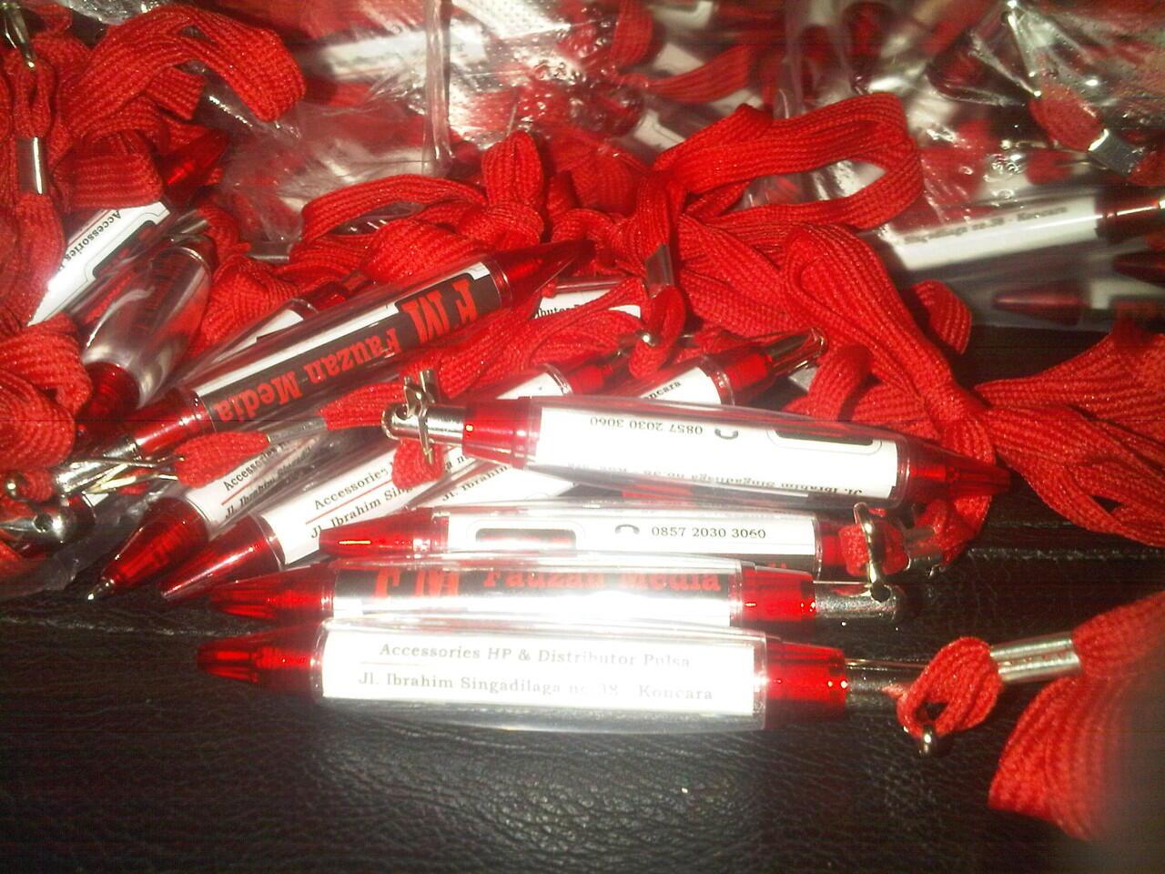 Distributor Bolpoint / Pulpen Promosi di tangerang