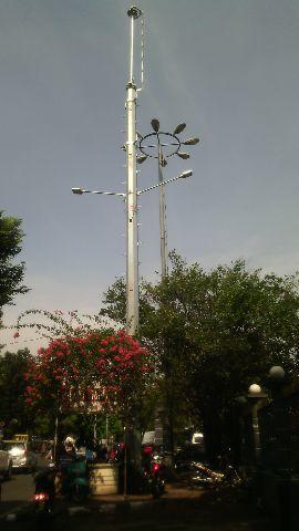 Jasa Instalasi Tower Monopole / PJU