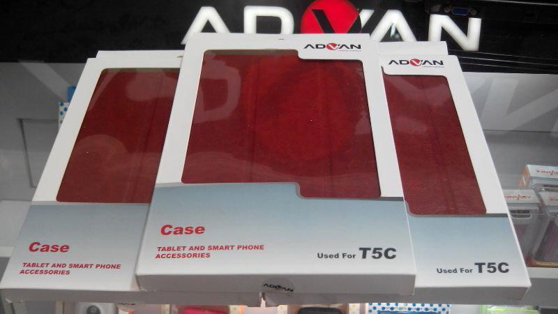 Terjual T5C & T3X Advan Original Flip Cover / Case