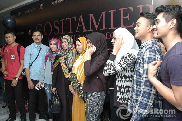 Gositamier Karya Miranti Amiruddin Busana Muslim Yang Fashionable