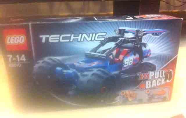 Jual : Lego #42010 - Technic Off-Road Racer