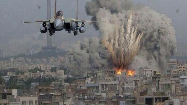 Gaza Under Attack!! #PrayForPalestine #PrayForGaza
