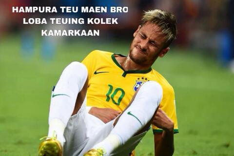 kumpulan pic meme brazil vs jerman ngakak